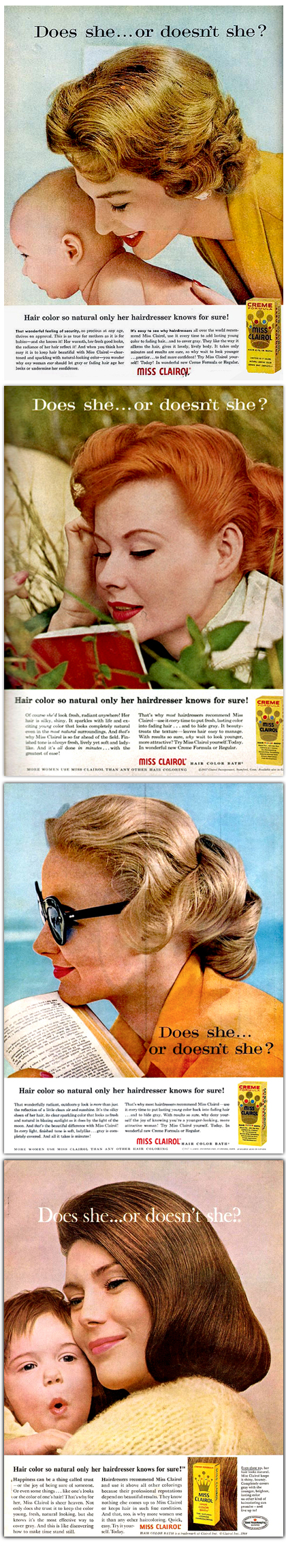 Miss Clairol