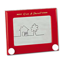 The Etch-A-Sketch Left